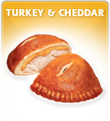 Buy Turkey Cheddar Pretzel Pockets