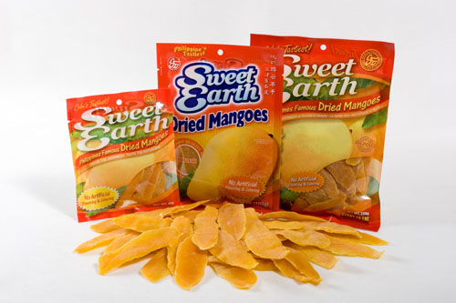 Buy Sweet Earth Dried Mangoes