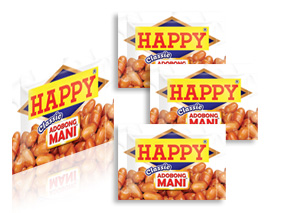 Buy Happy Adobong Mani (peanut with skin)