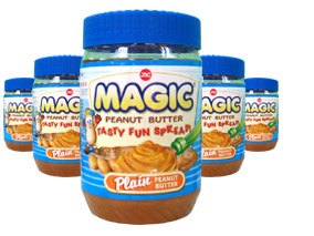 Buy Magic Peanut Butter