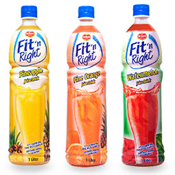 Buy Del Monte Fit 'n Right 1 Liter drinks