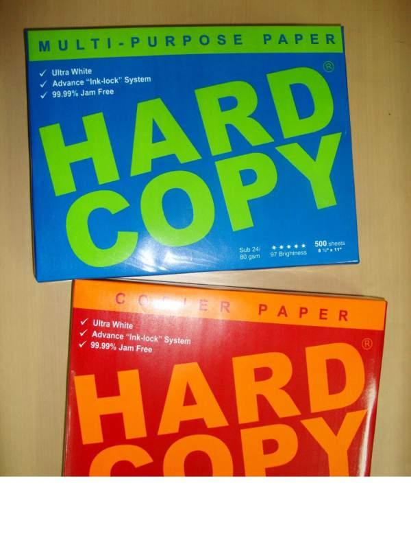 Buy Multi Purpose Paper (HARD COPY PAPER)