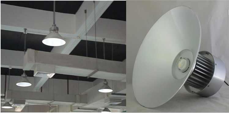 Buy 100 watt LED High-bay Replacement for 400w Metal halide