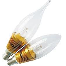 Buy 3 watt LED Udeman candelabra base decorative lamp