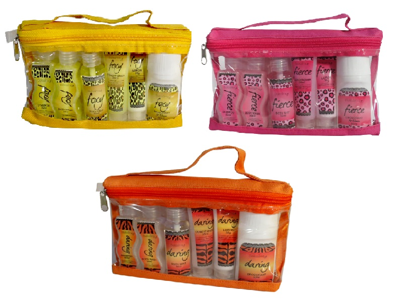 Buy Shower Fresh Travel Kit For Women