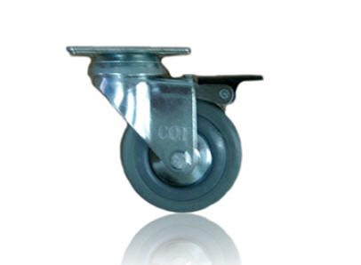Buy COT™ caster wheels with plastic lock