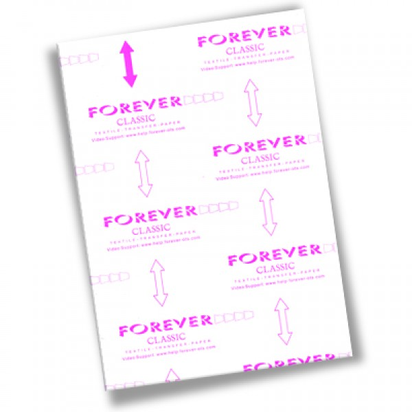 Buy FOREVER InkJet Dark Transfer Paper