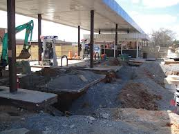 Buy GASOLINE STATION CONSTRUCTION