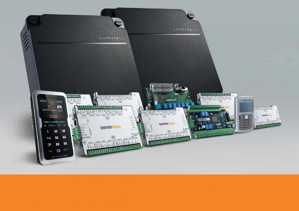 Buy Entrypass Access Control