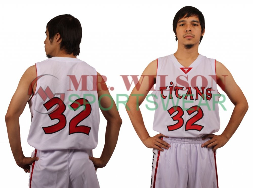 Buy Basketball Uniform Set
