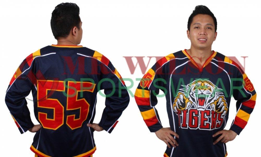 Buy Mr. Wilson Customized Ice Hockey Jersey