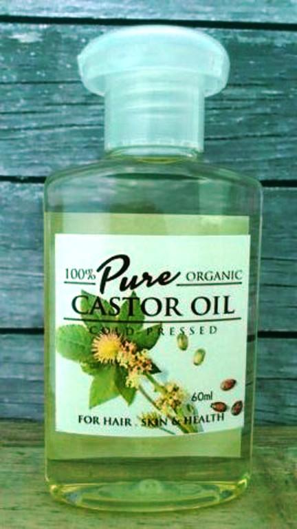 Buy Pure Castor Oil for Hair, Skin & Health
