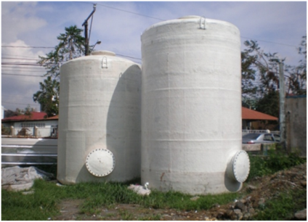 Buy Fiberglass Chemical Tanks & Other Fiberglass Products