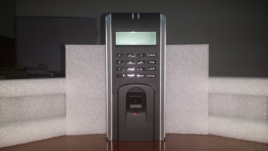 Buy BIOMETRICS TIME AND ATTENDANCE MODEL F707
