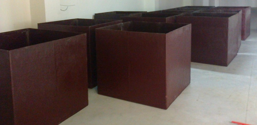 Buy Fiberglass Plant Box & other Fiberglass Products