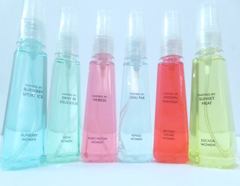 Buy Perfume Business for only Php. 450 Pesos Capital