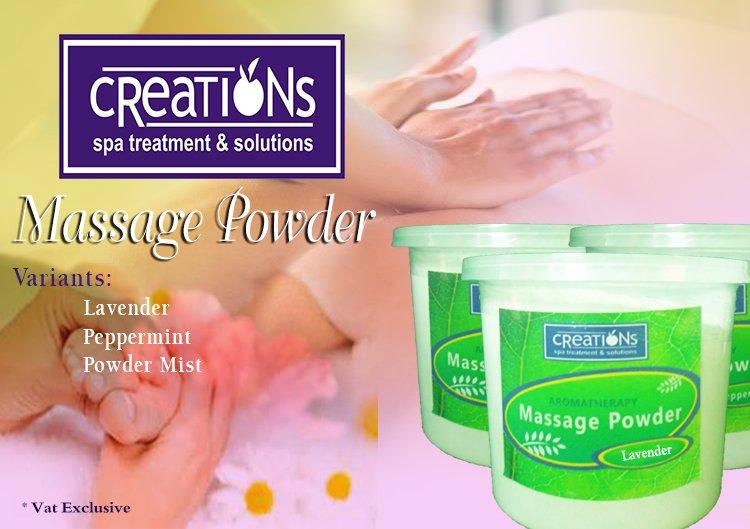 Buy Massage Powder, Thai Massage Powder, Foot Powder