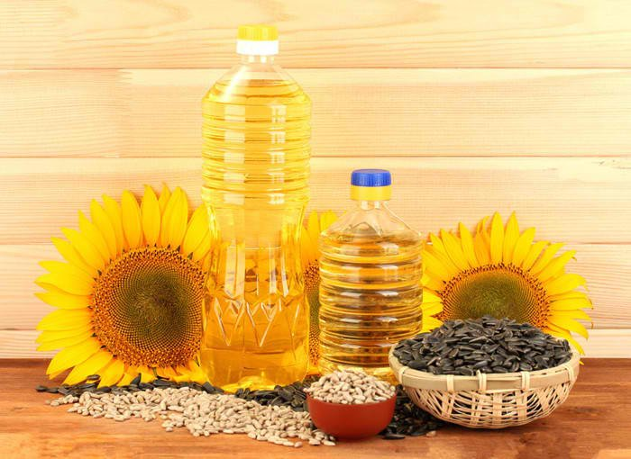 Buy Pure sunflower oil.