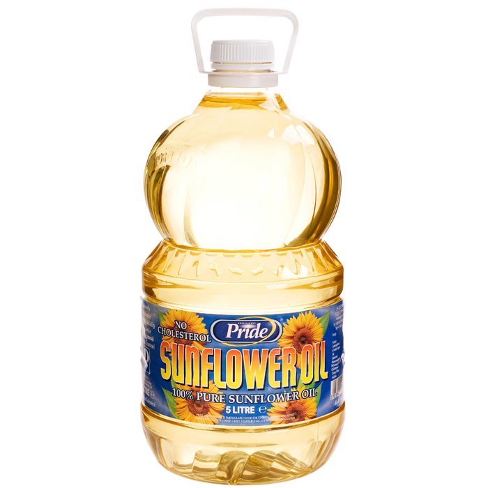 Buy Pure sunflower oil.