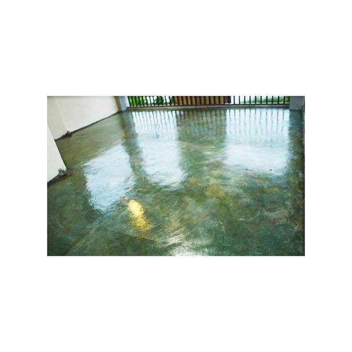 Concrete Acid Stain, Construction, Builder