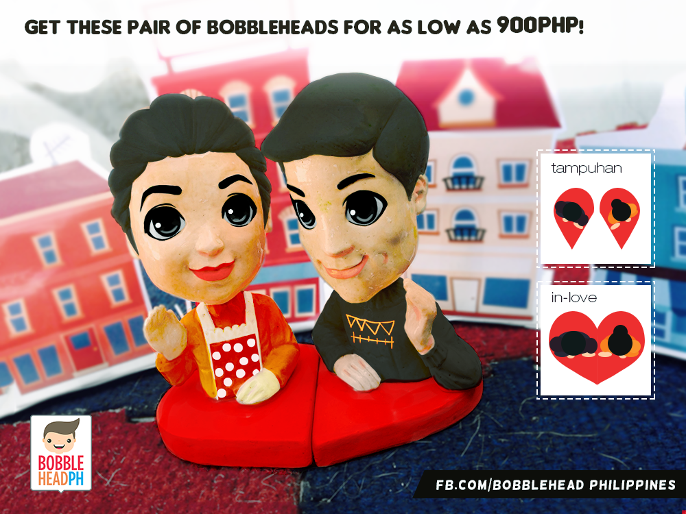 Buy ALDUB Figurines / Bobbleheads / Nodders