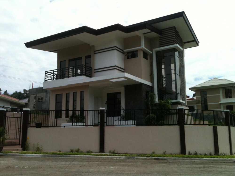 Quality finished building construction including interior finishings.