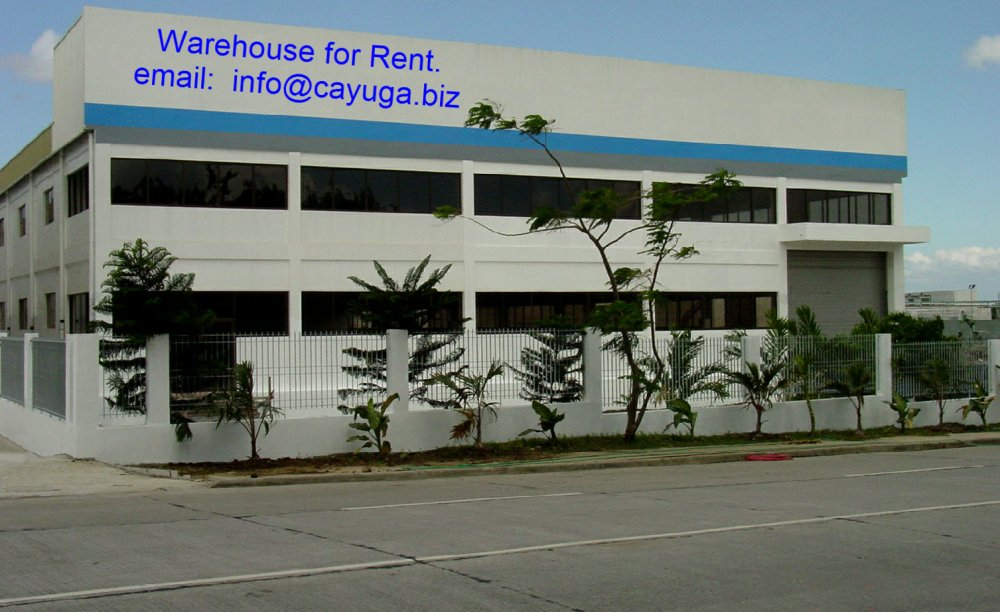 Buy Warehouse & Factory Building for rent in the Philippines