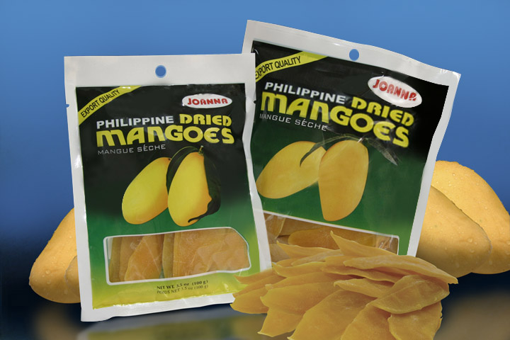 JOANNA DRIED MANGOES