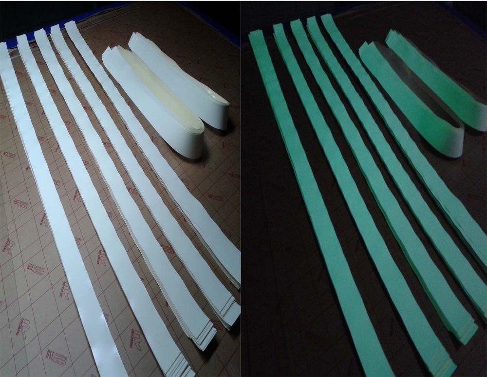 Buy Photo Luminescent / Luminous Strips