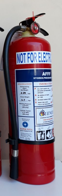 Buy Quench AFFF Fire Extinguisher 4.5kg