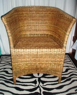 Buy Accent Chair (Rattan)