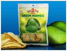 Buy La2Pu Dried Green Mango