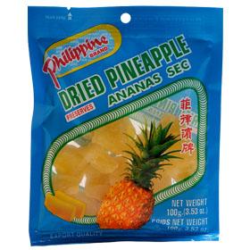 Buy Philippine dried pineapple