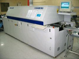 Buy Forced Convection Reflow Oven Heller 1500EXL