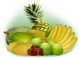 Buy Fresh tropical fruits