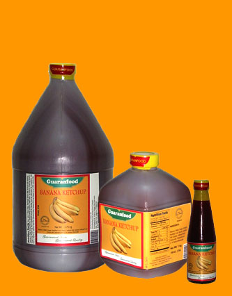 Buy Guaranfood Banana Ketchup
