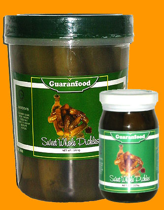 Buy Guaranfood Sweet Whole Pickle