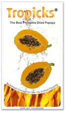 Buy Philippine Dried Papaya