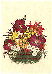 Buy Traditional Bouquet Postcard