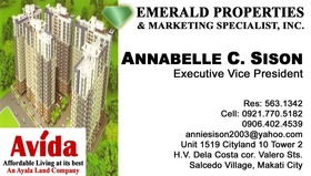 Buy Business cards (laminated)