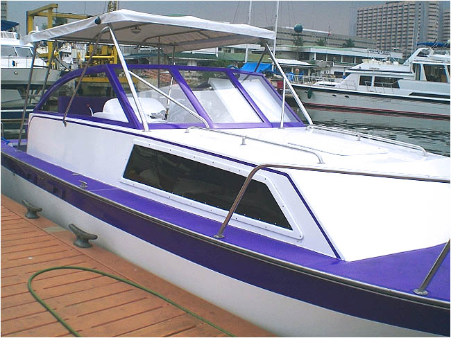 Cruising Yacht 28 FOOTER