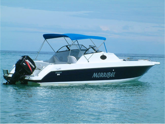 Buy 24 FOOTER Runabout