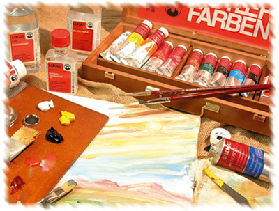 Buy LUKAS 1862 Oil Colors