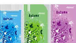 Tickler Notebook Autumn Design Buy In Manila
