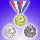 Buy Basketball Embossed Medal