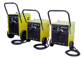 Buy Movable Core 3-Phase DC Rectifiers for MMA (Stick) Welding ESAB Arc 300 & 400
