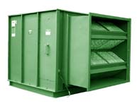Buy Double Width Acoustafoil Fan with Cabinet and Filter