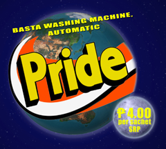 Basta Washing Machine, Automatic Pride!