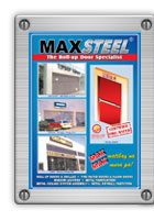 Fire Rated Steel 