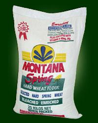 Buy Hard Wheat Flour Montana Spring